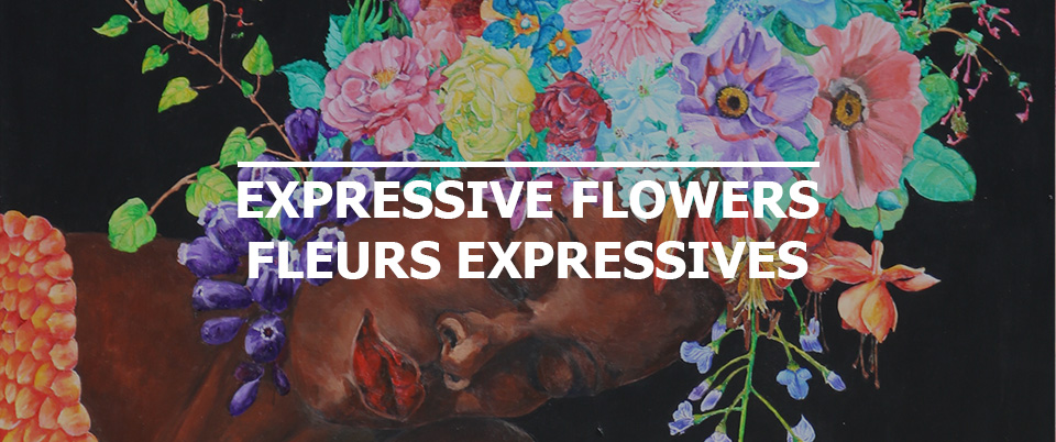 Picture of Expressive Flowers