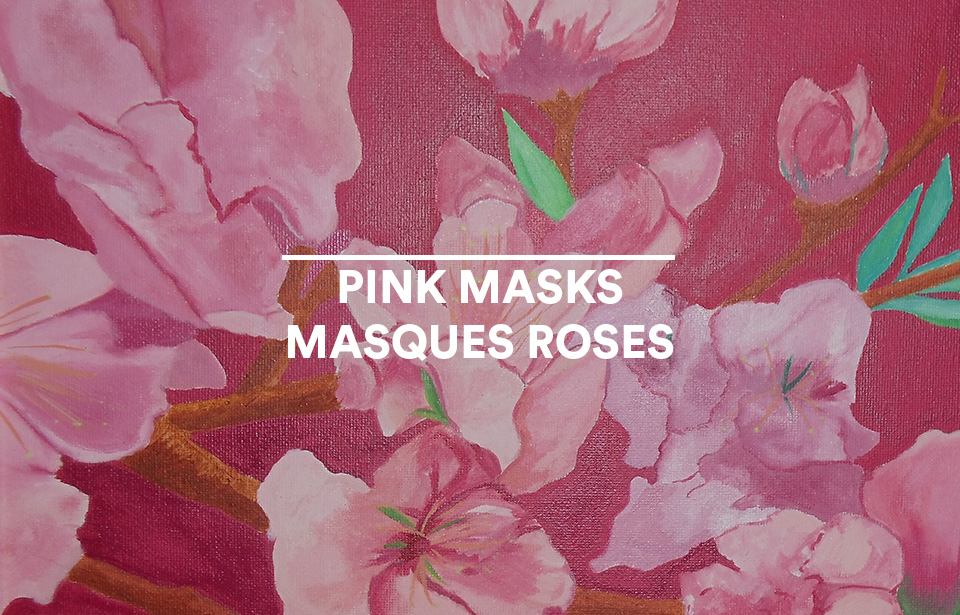 Picture of Pink Masks