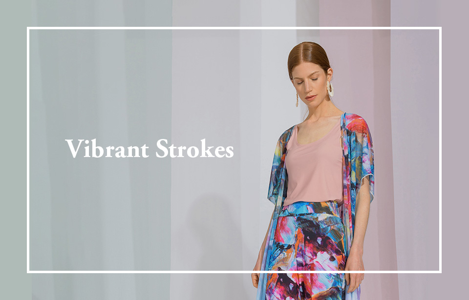 Picture of Vibrant Strokes