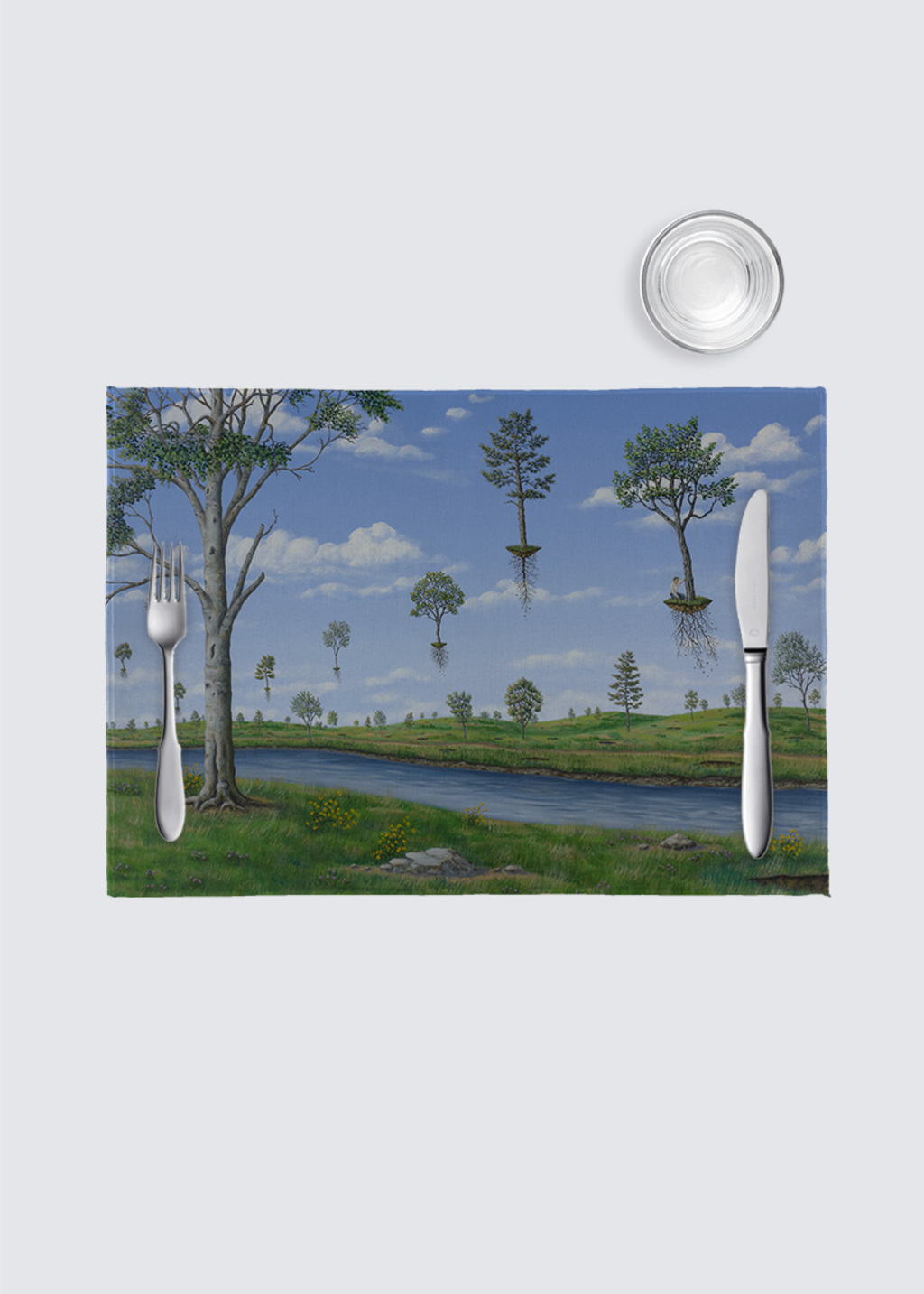 Picture of Take Me With You 4 Pack Nino Place Mat