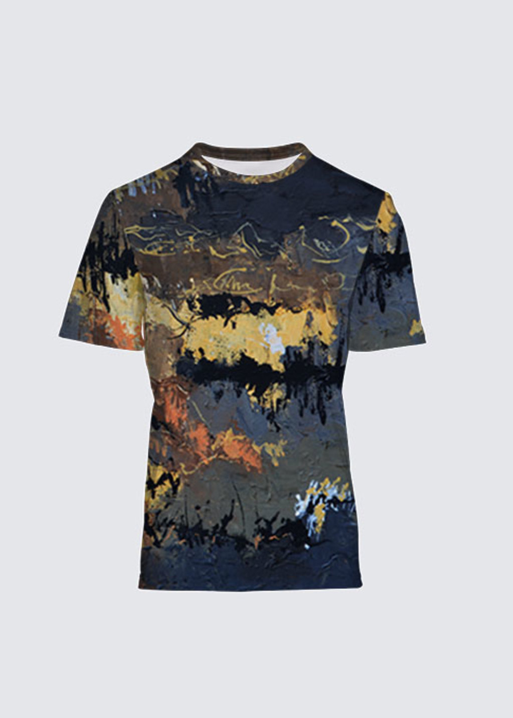 Picture of Black bea Salvador Tee