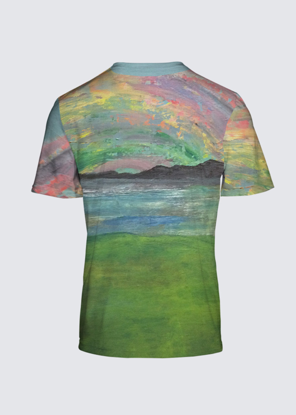 Picture of Rainbow Salvador Tee