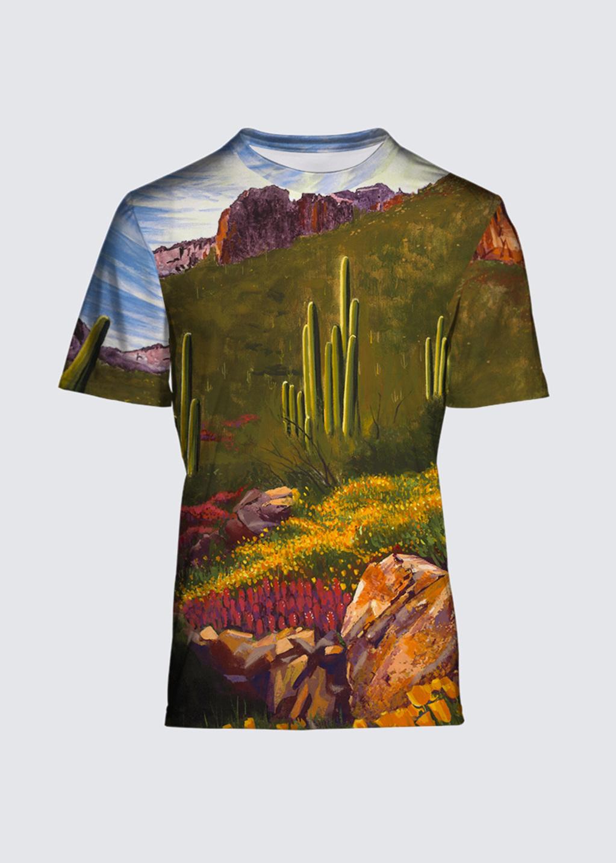 Picture of Arizona Salvador Tee