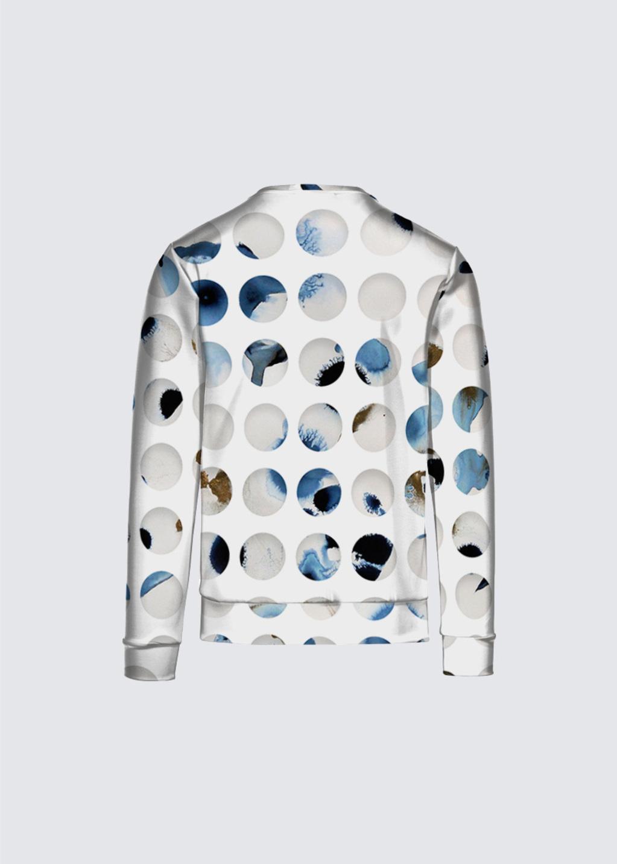 Picture of Blue dots Samo Sweatshirt