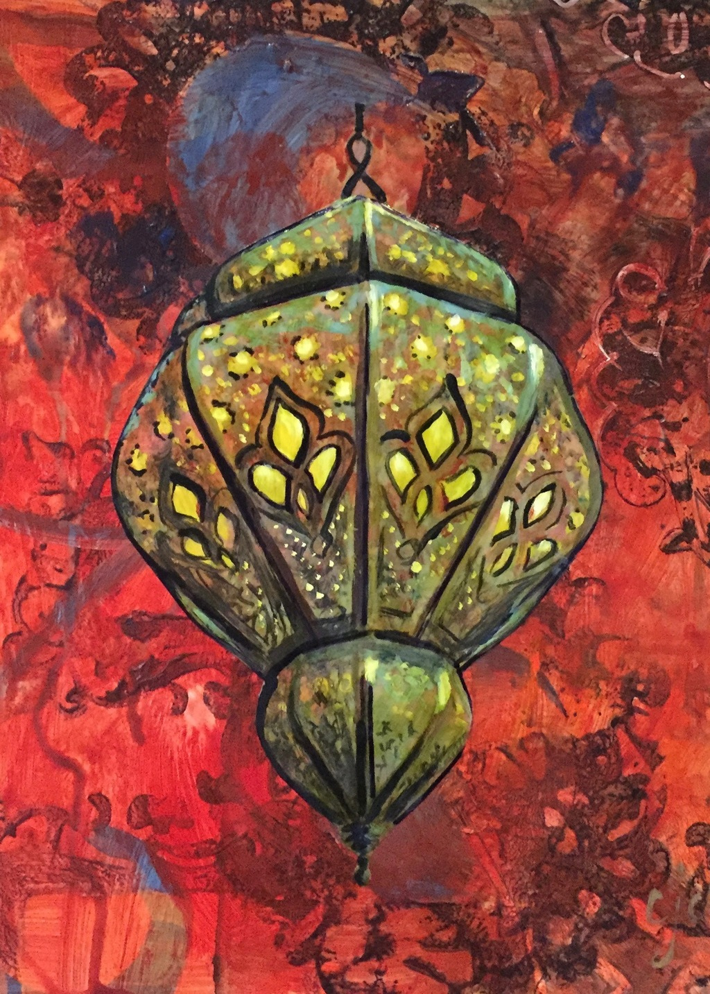 Picture of Azem Lantern