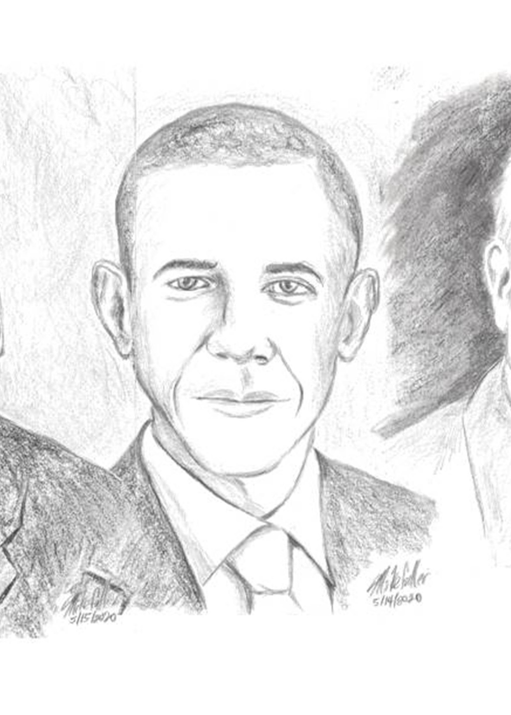 Picture of 2020-05-30 Kennedy Obama FDR