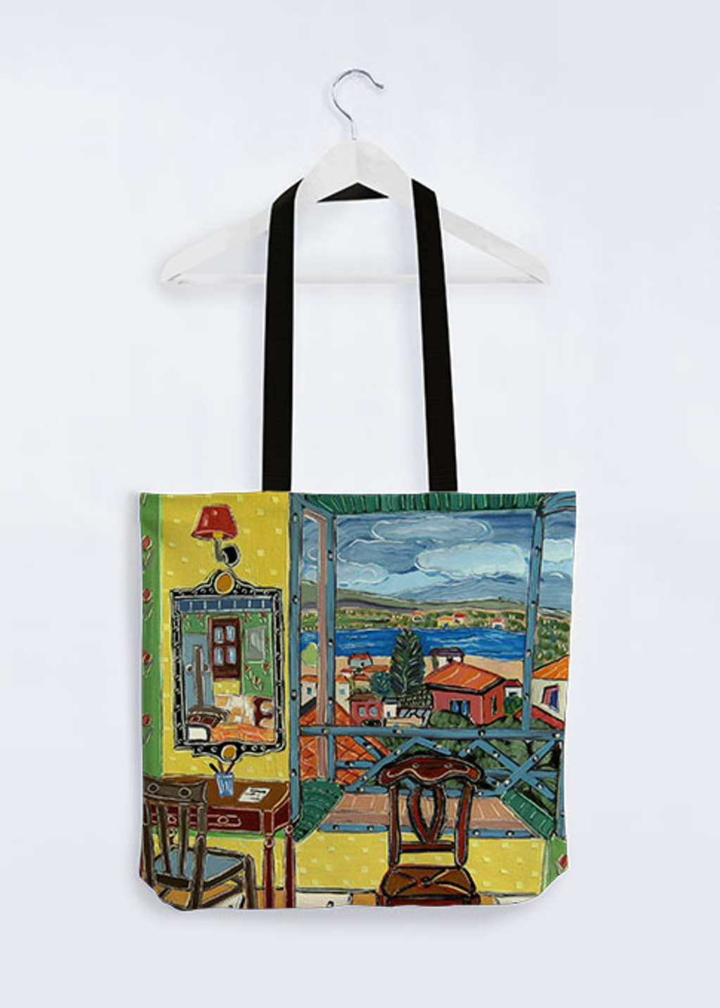 Picture of The Marianna Pensione PP Reuben's Tote
