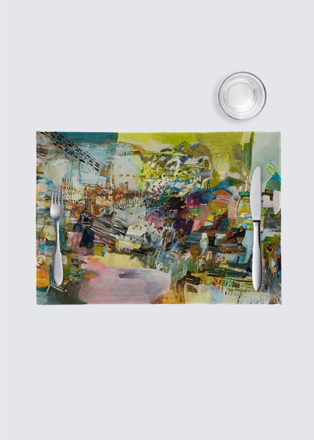 Picture of urban 4 Pack Nino Place Mat