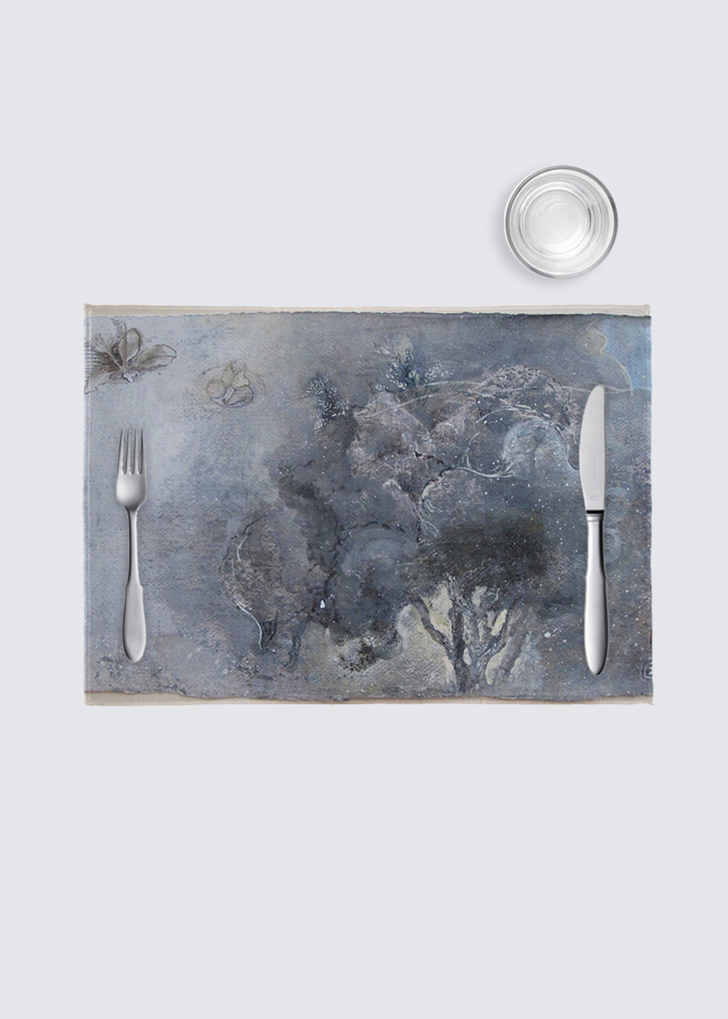 Picture of Tree In Umbria 4-Pack Nino Place Mat