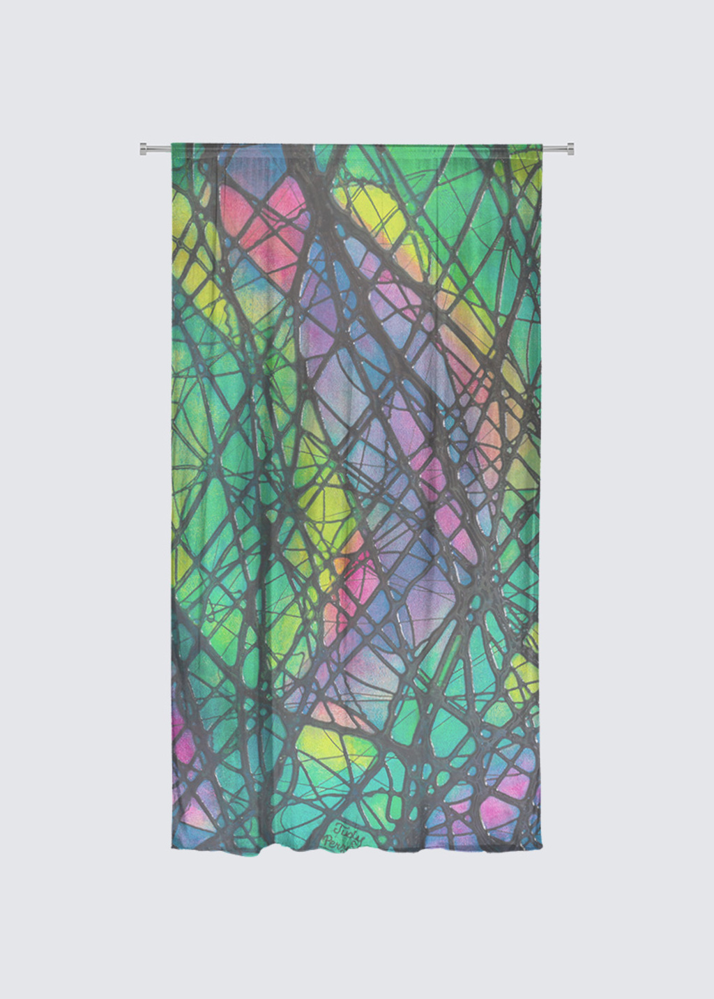 Picture of Northern Lights Rideau Flora in Knit Chiffon