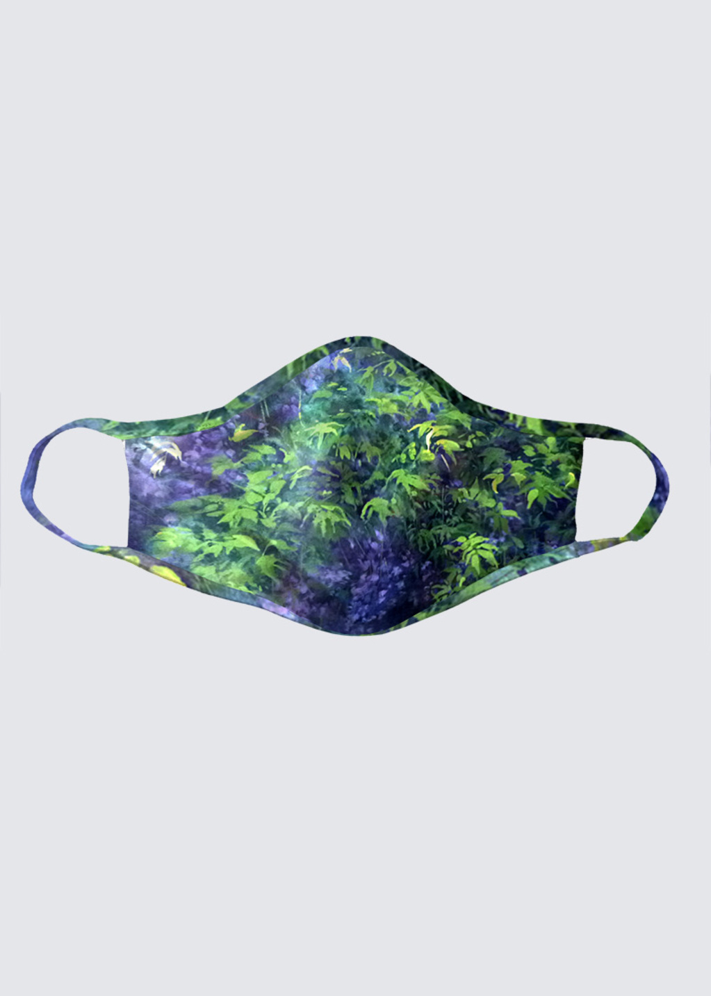 Picture of Afternoon Wisteria Reusable Face Mask (pack of 2)
