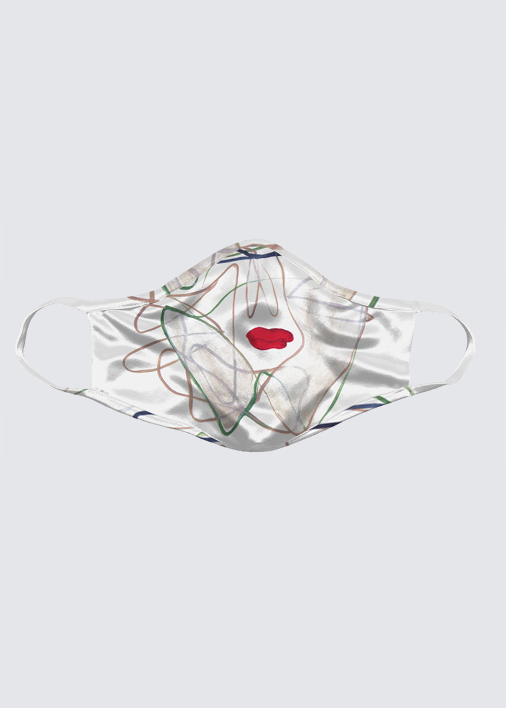 Picture of OnebyOne#10 Pack of 2 Reusable Face Masks