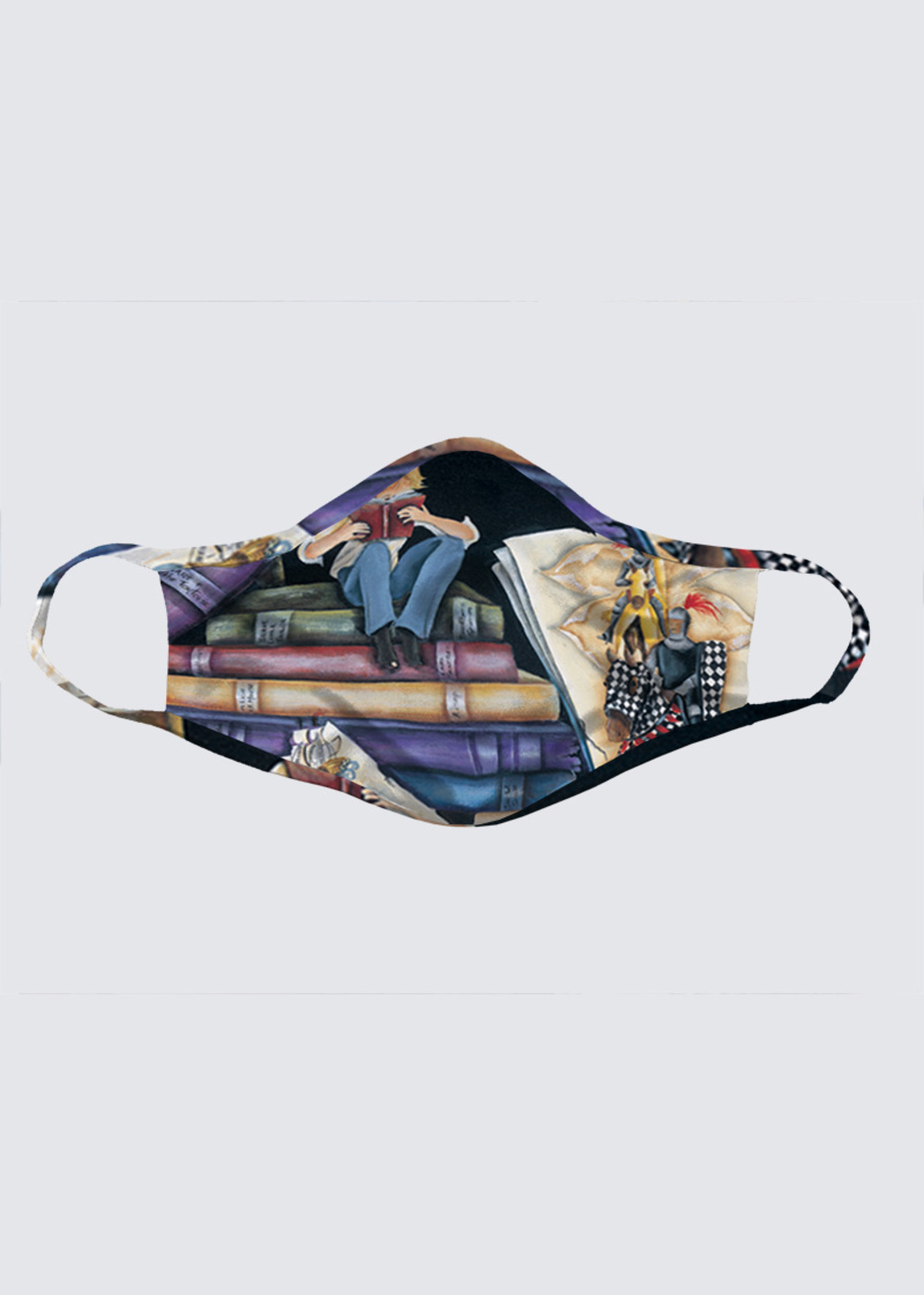 Picture of HIS STORY Reusable Face Mask (pack of 2)