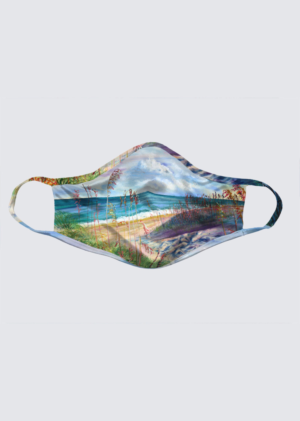 Picture of Beach Reusable Face Mask (pack of 2)