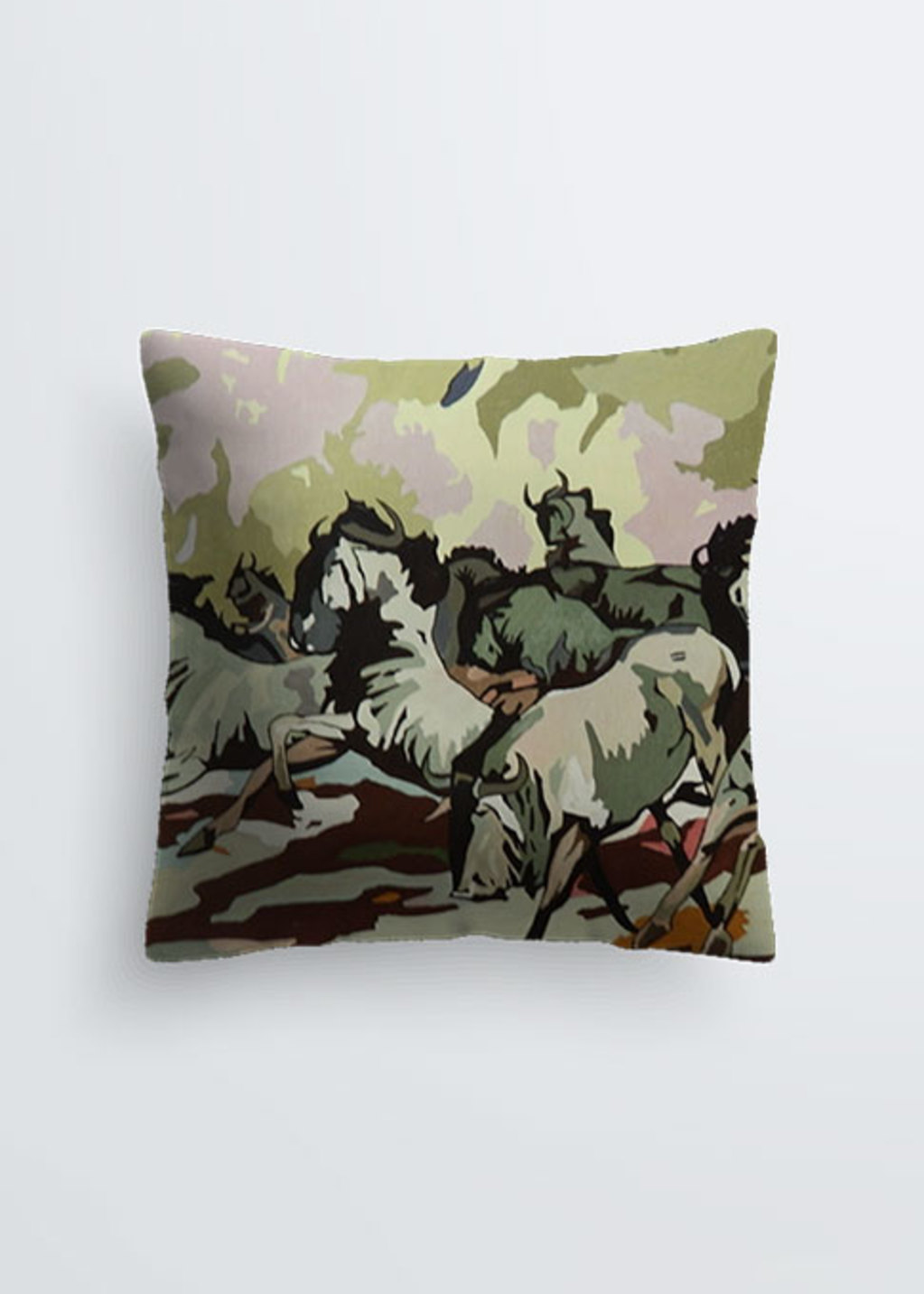 Picture of ANNUAL MIGRATION Pablo Pillow