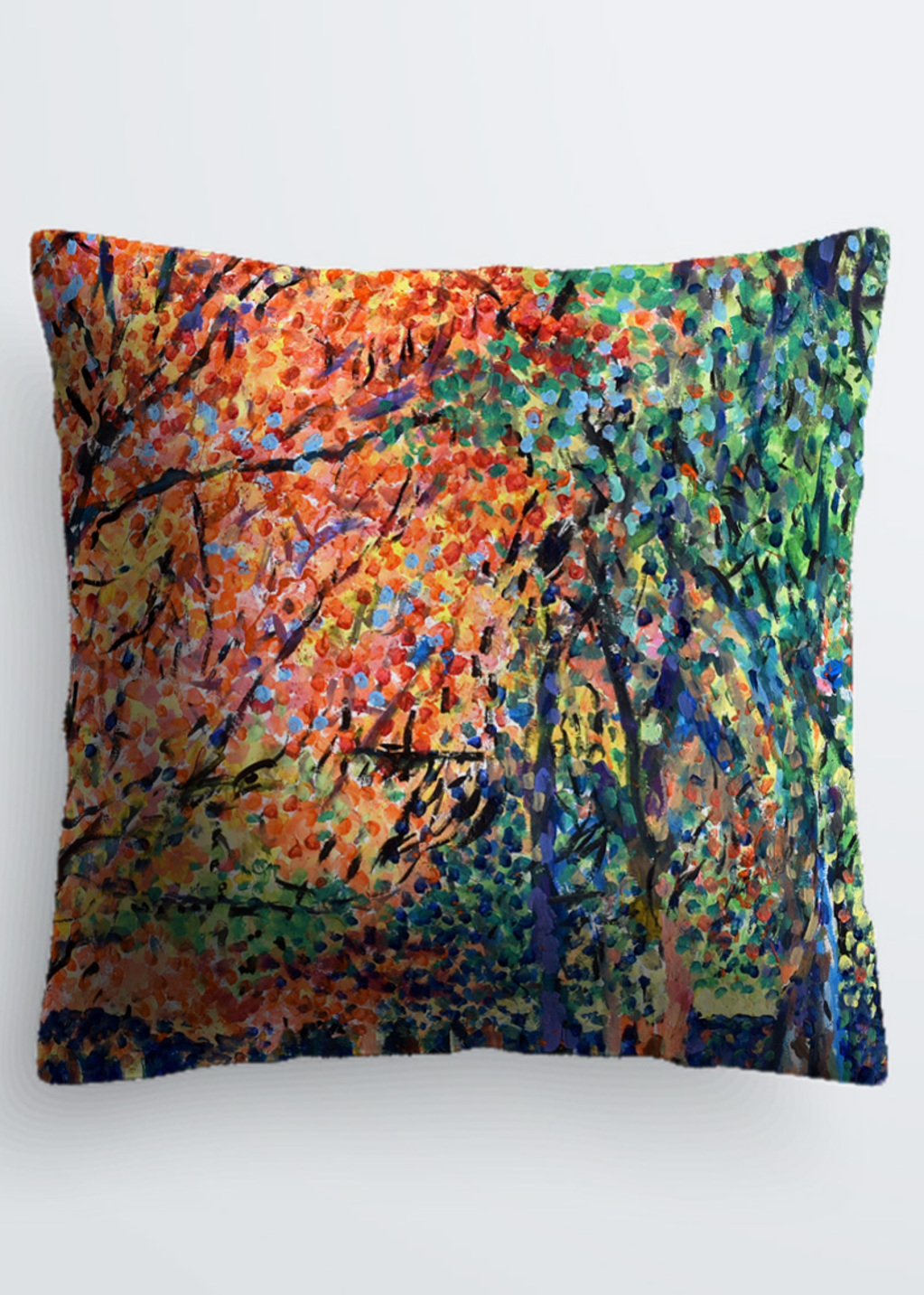 Picture of Sun(ny)day in the Park Pablo Pillow