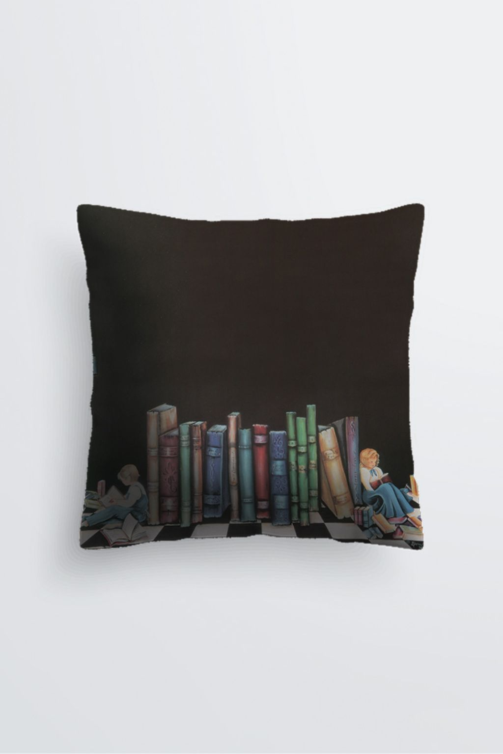 Picture of the Bookends Pillow 1