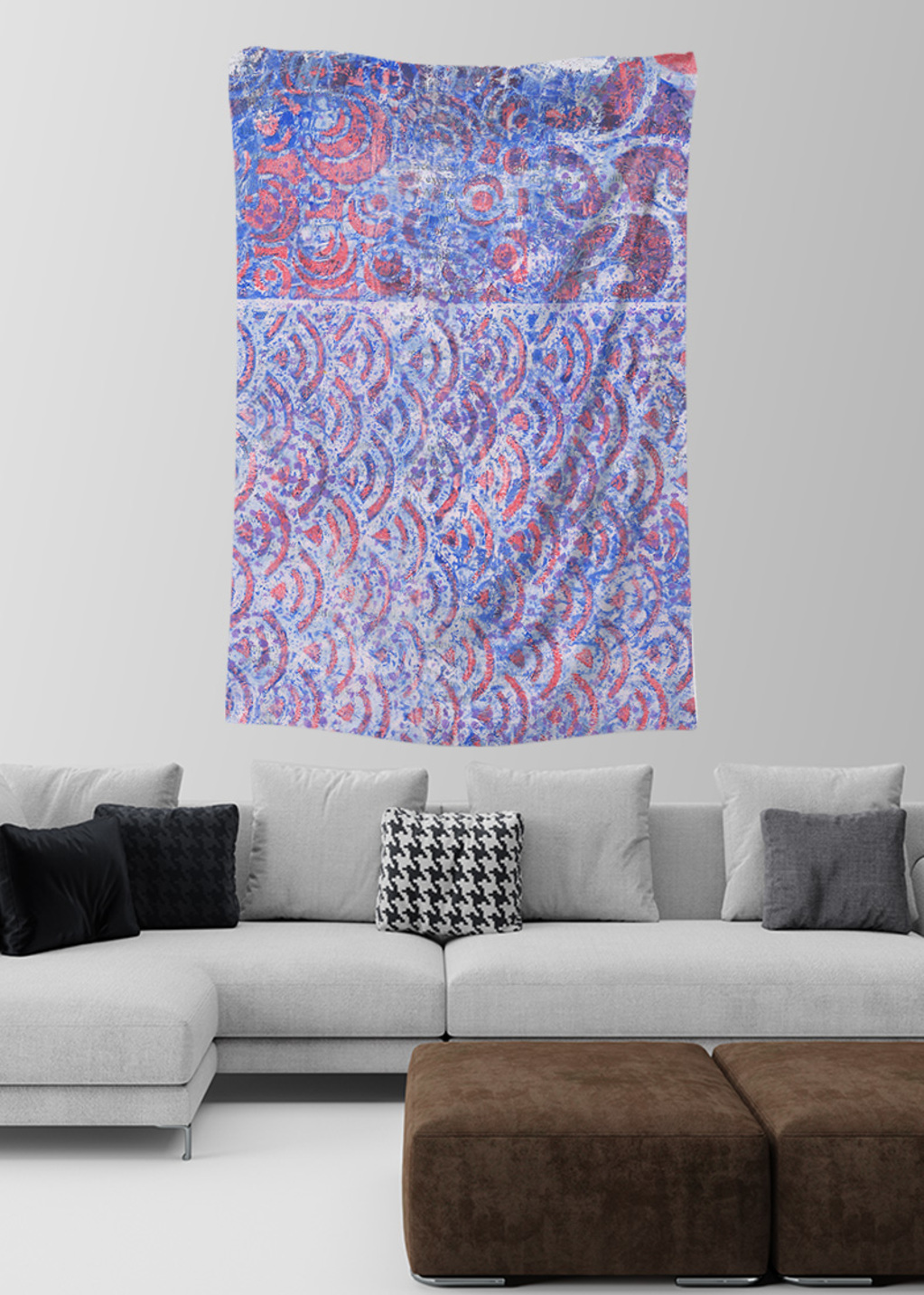 Picture of Timeless Lydia Large Wall Tapestry