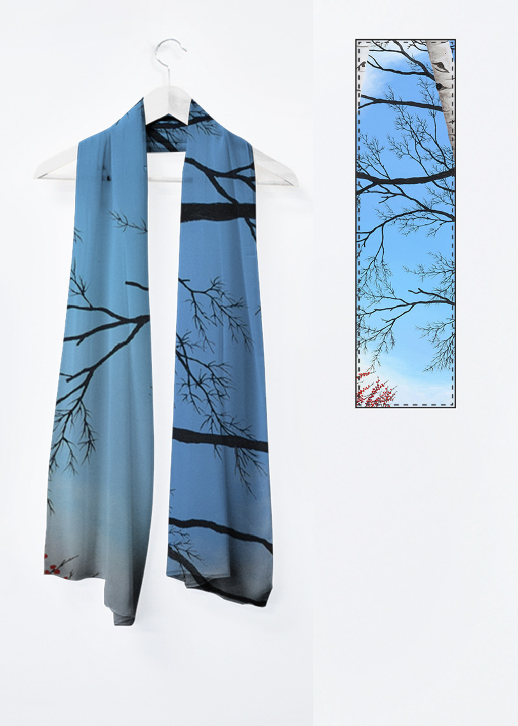 Picture of Seven Sisters Vivienne Scarf