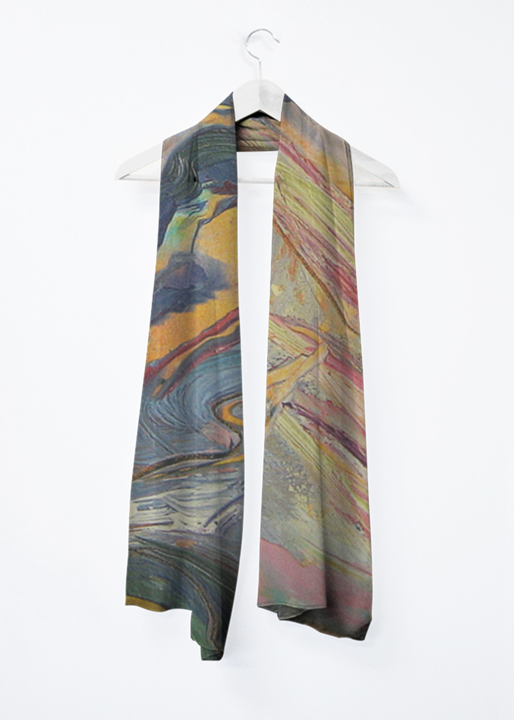 Picture of Sunset on the Pond Vivienne Scarf