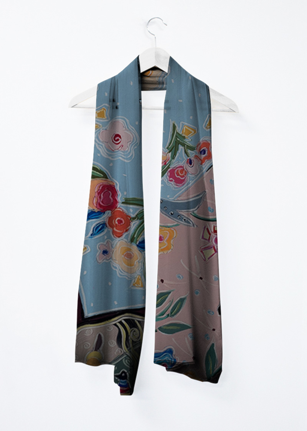 Picture of Lost in the Dream of the Floating World Vivienne Scarf