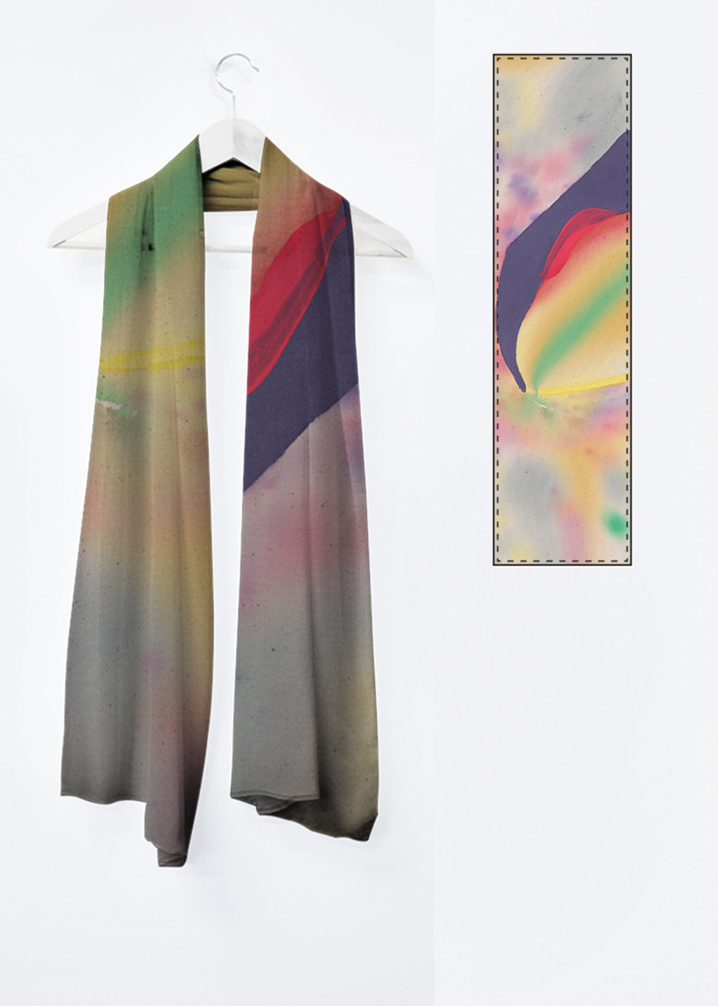 Picture of Cosmic Vivienne Scarf
