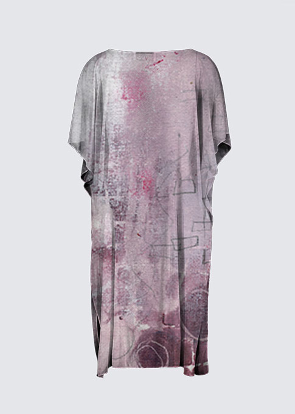 Picture of Untitled Red YK Kimono