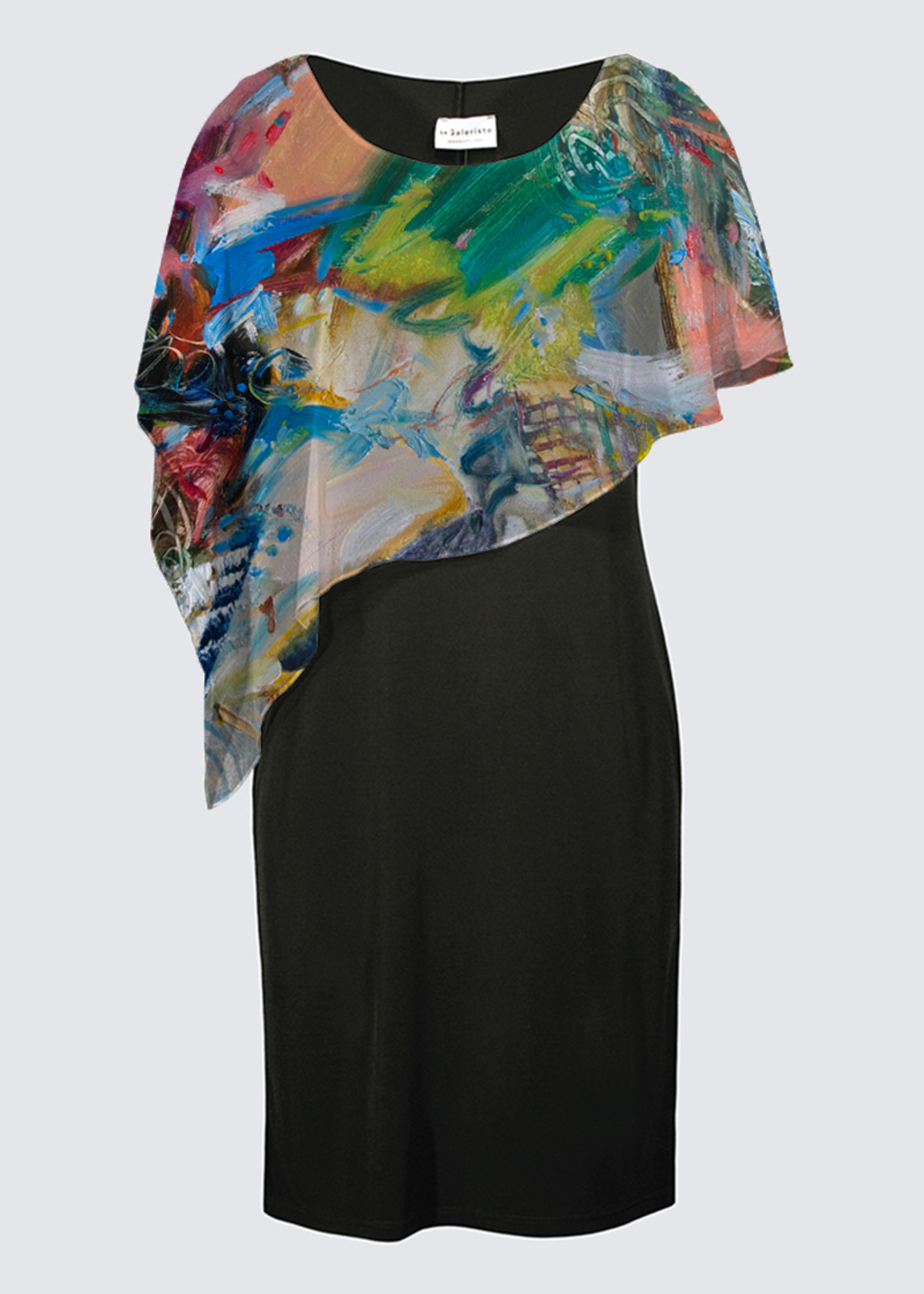 Picture of Inner Freedom Joni Cape Dress