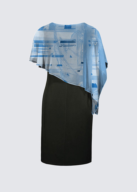 Picture of 0512kiss Joni Cape Dress