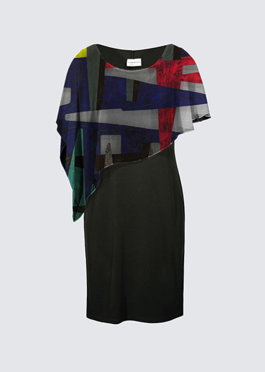 Picture of With Open Arms Joni Cape Dress