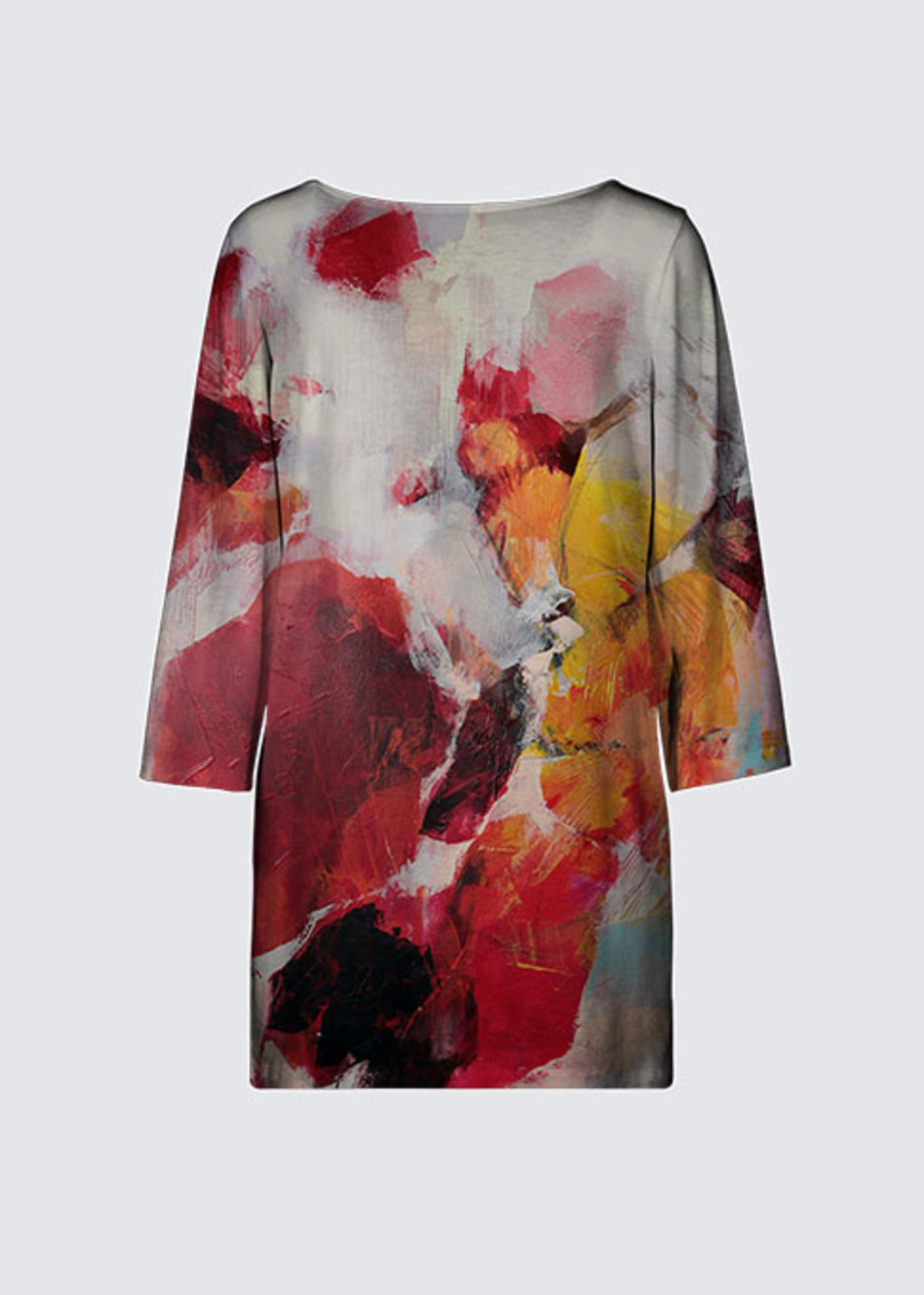 Picture of When I see Onyx 19 Patti Tunic