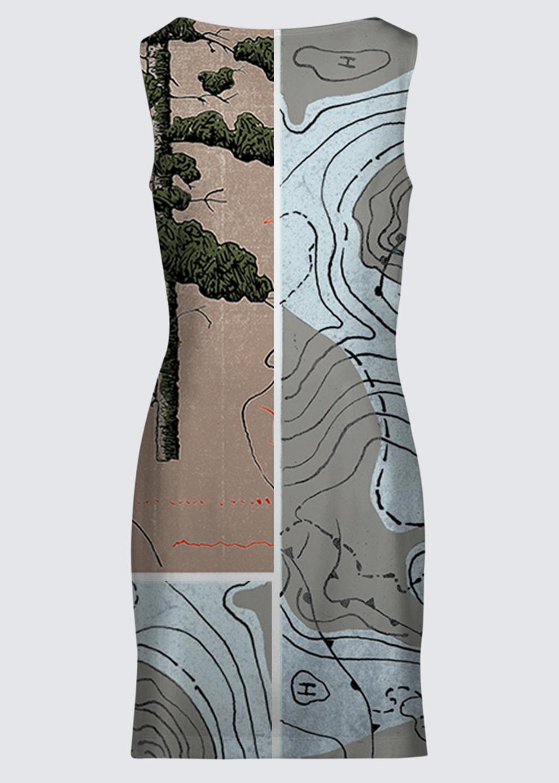 Picture of Winter Winds Amanda Dress