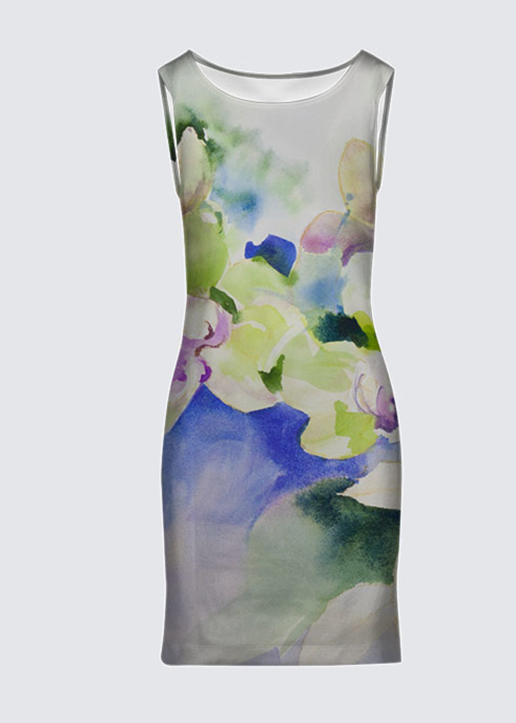 Picture of Picture of ORCHID PARADISE Amanda Dress