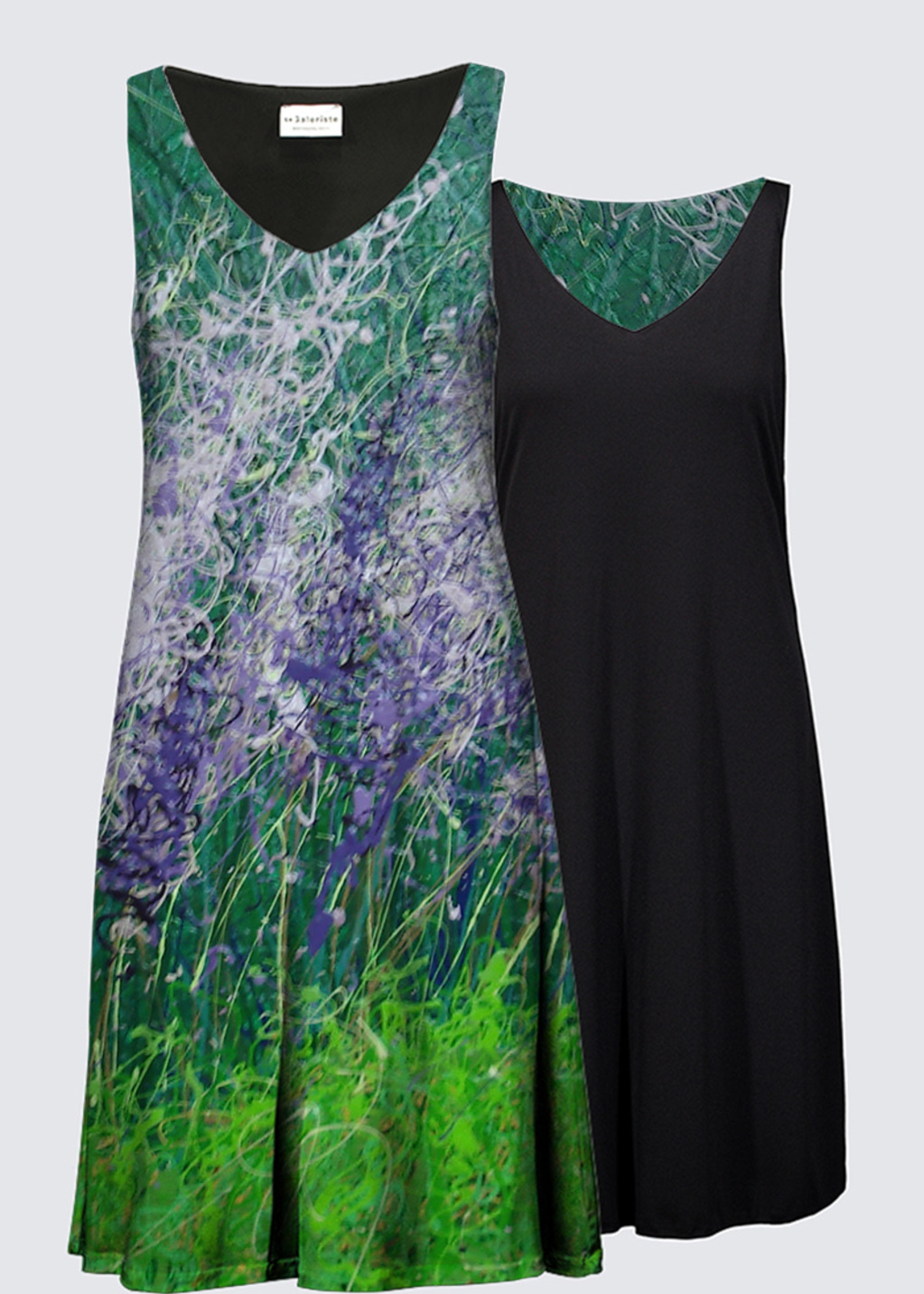 Picture of Roadside Attraction Kate Reversible Dress