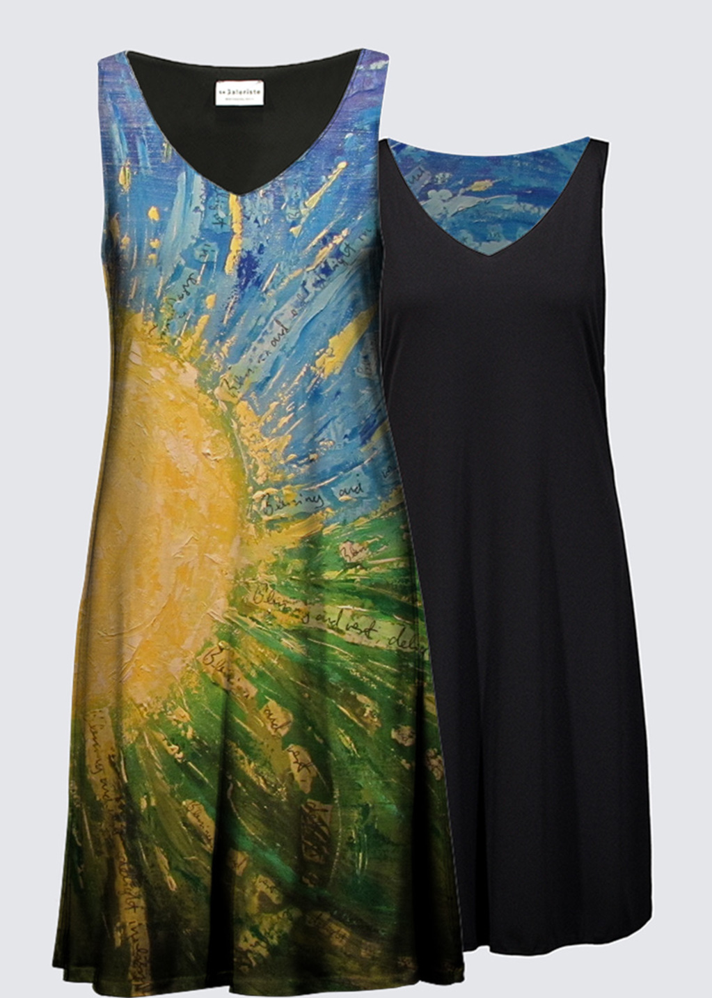 Picture of Blessing and Rest Kate Reversible Dress