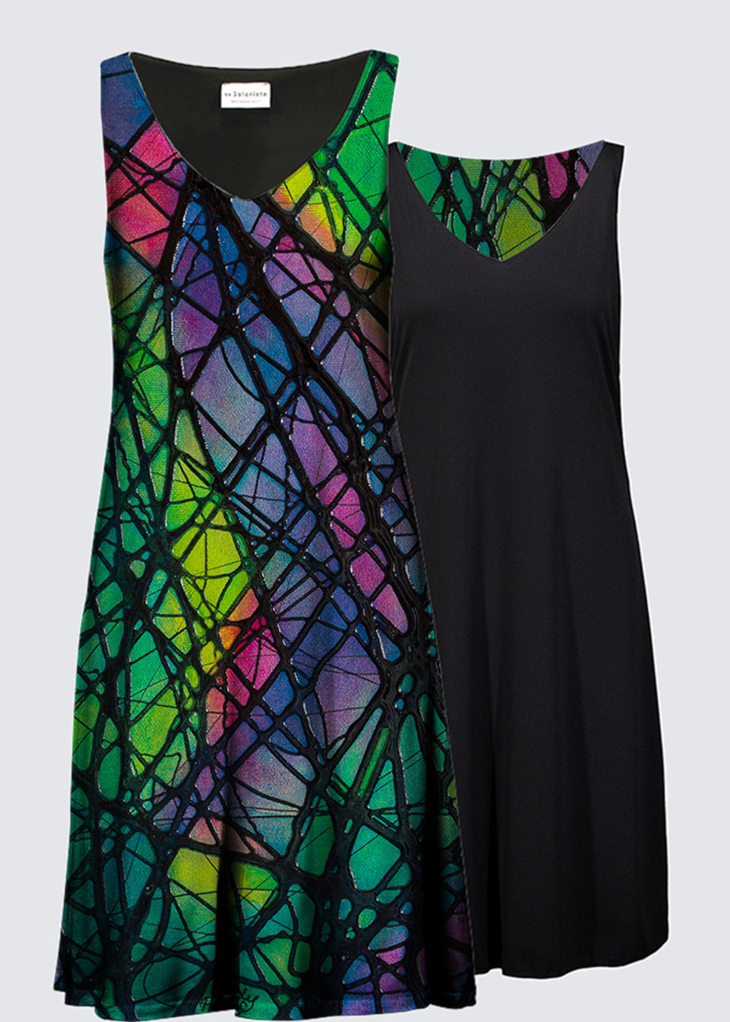 Picture of Northern Lights Kate Reversible Dress
