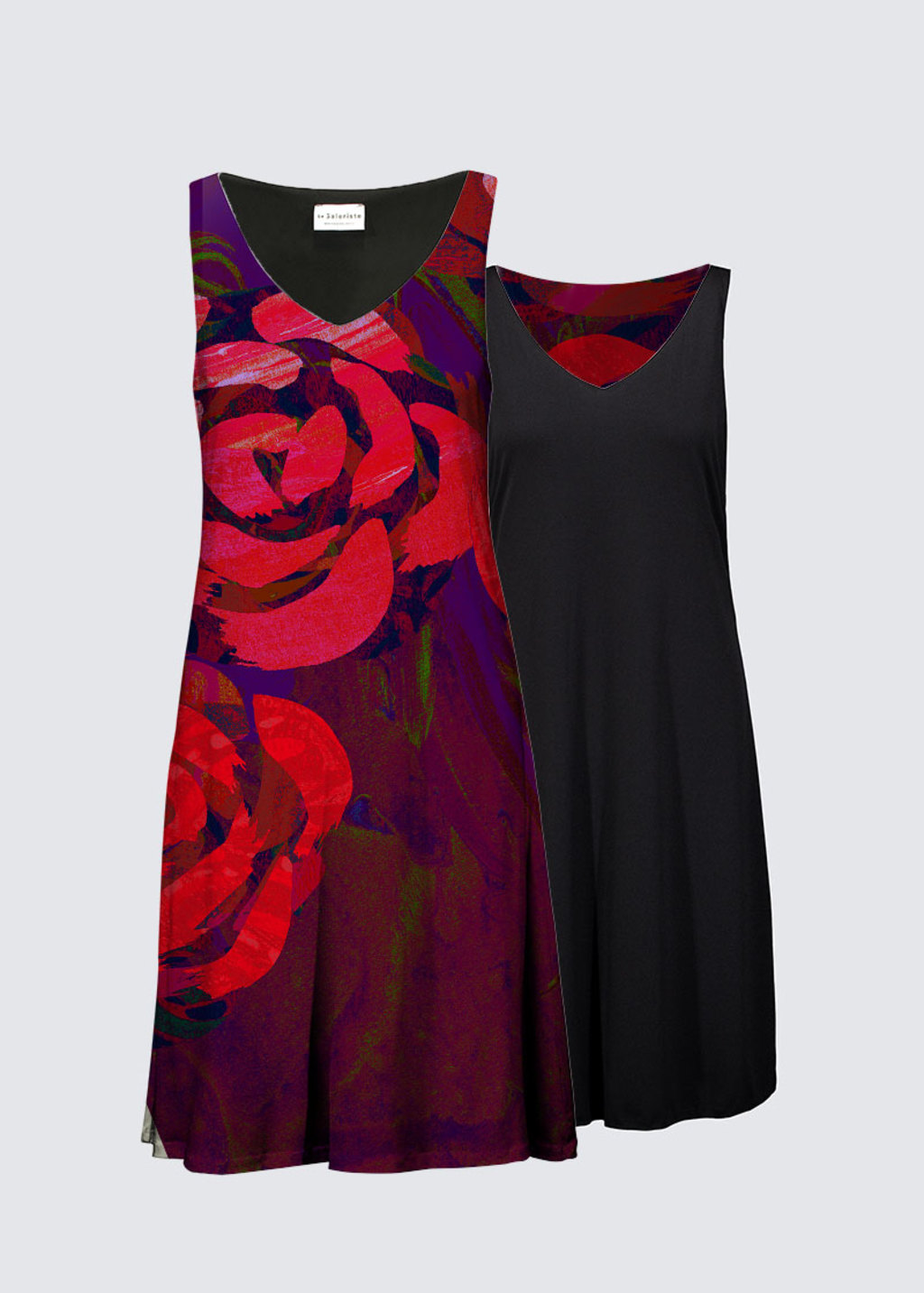 Picture of LES ROSES Kate Dress