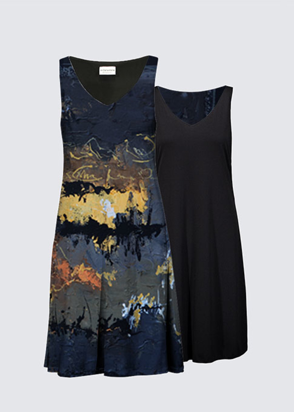 Picture of Black bea Kate Dress