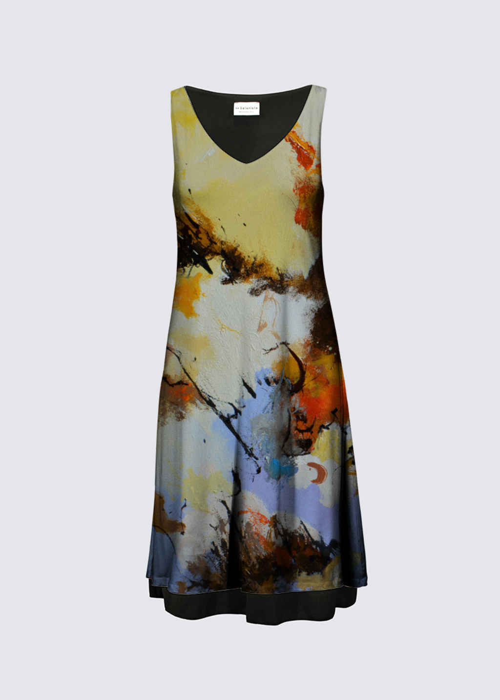 Picture of abstract 778170 Kate Dress