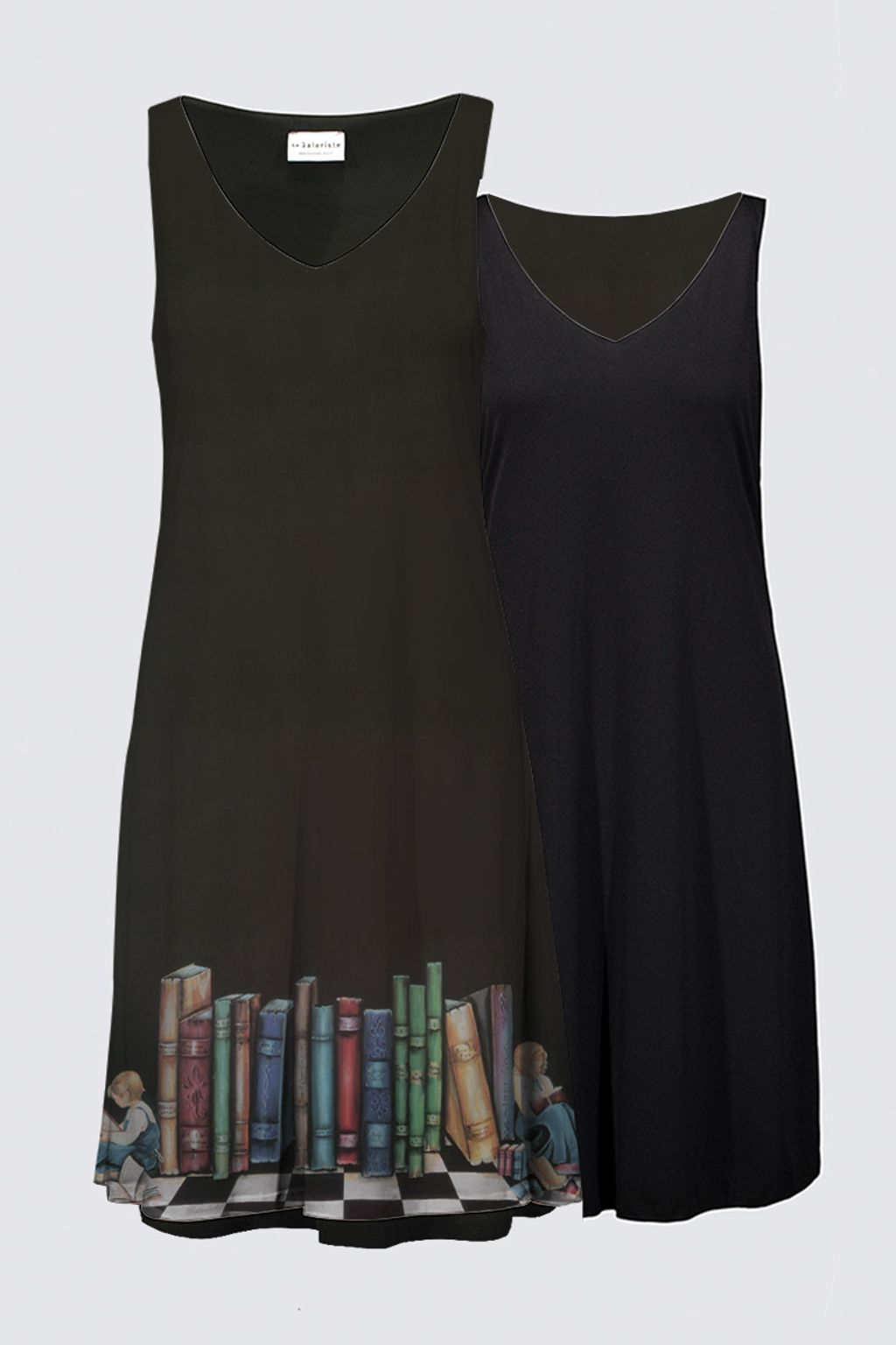 Picture of the Bookends Reversible Dress
