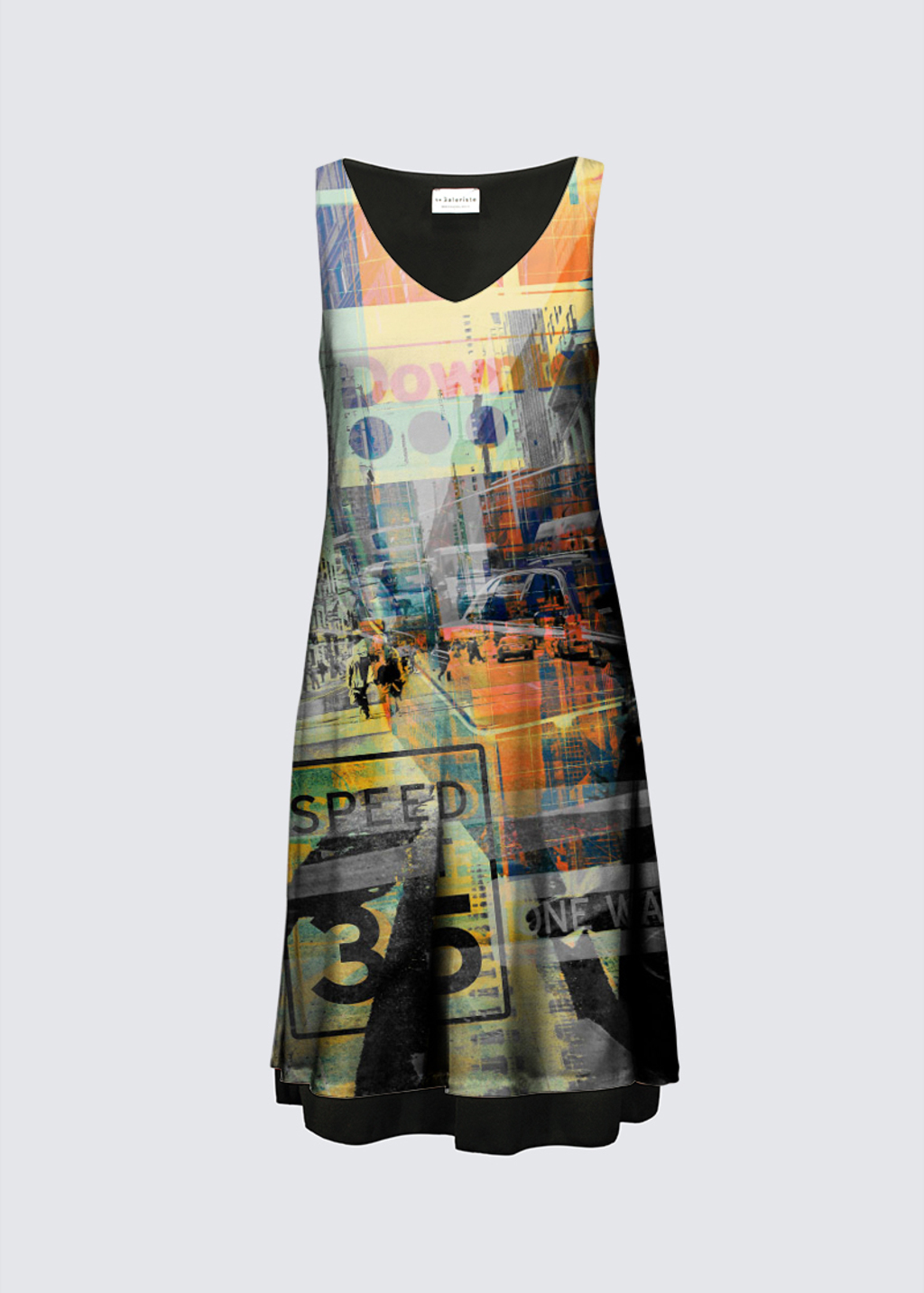 Picture of New York Style IV Kate Dress