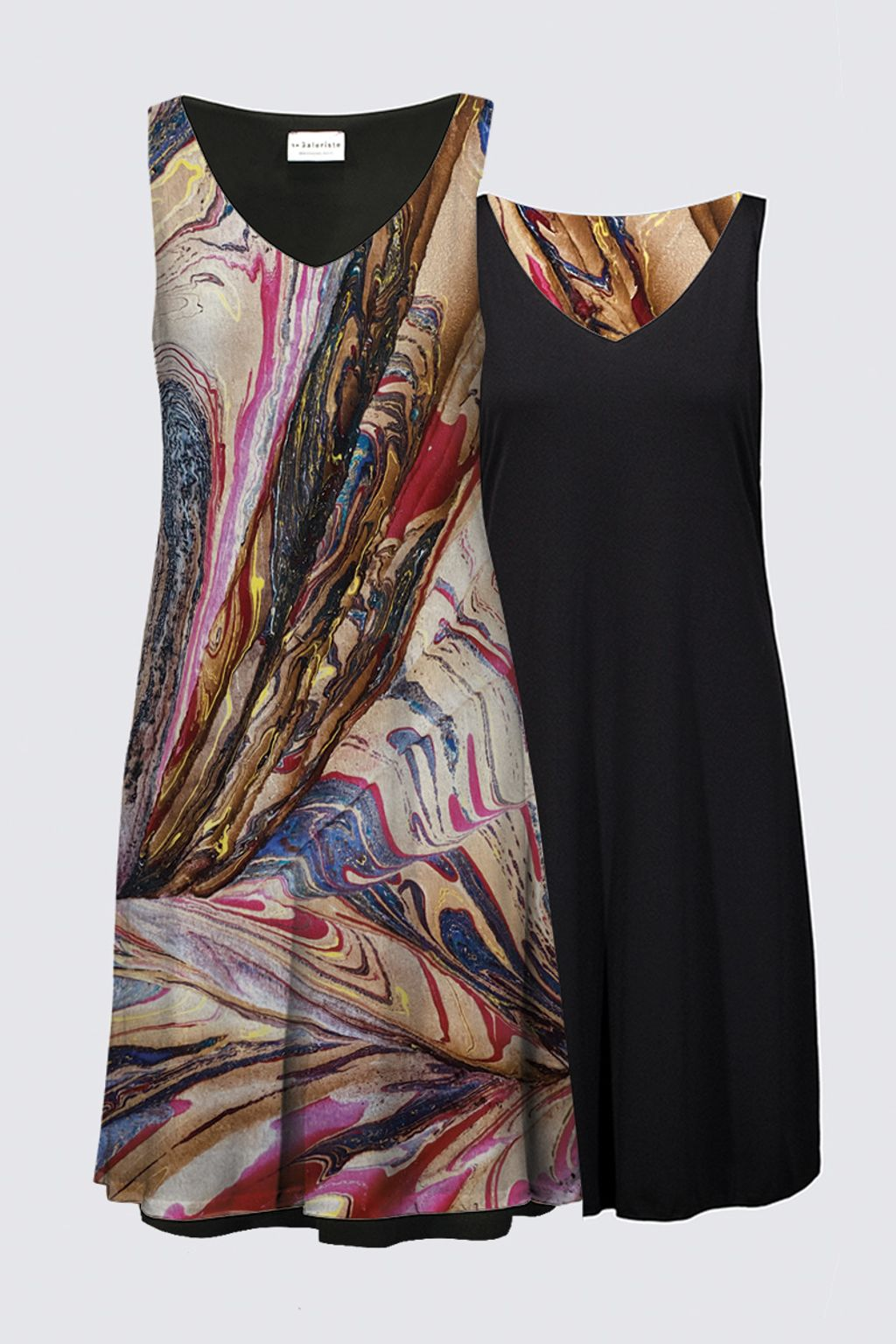 Picture of Joy Ride Kate Dress