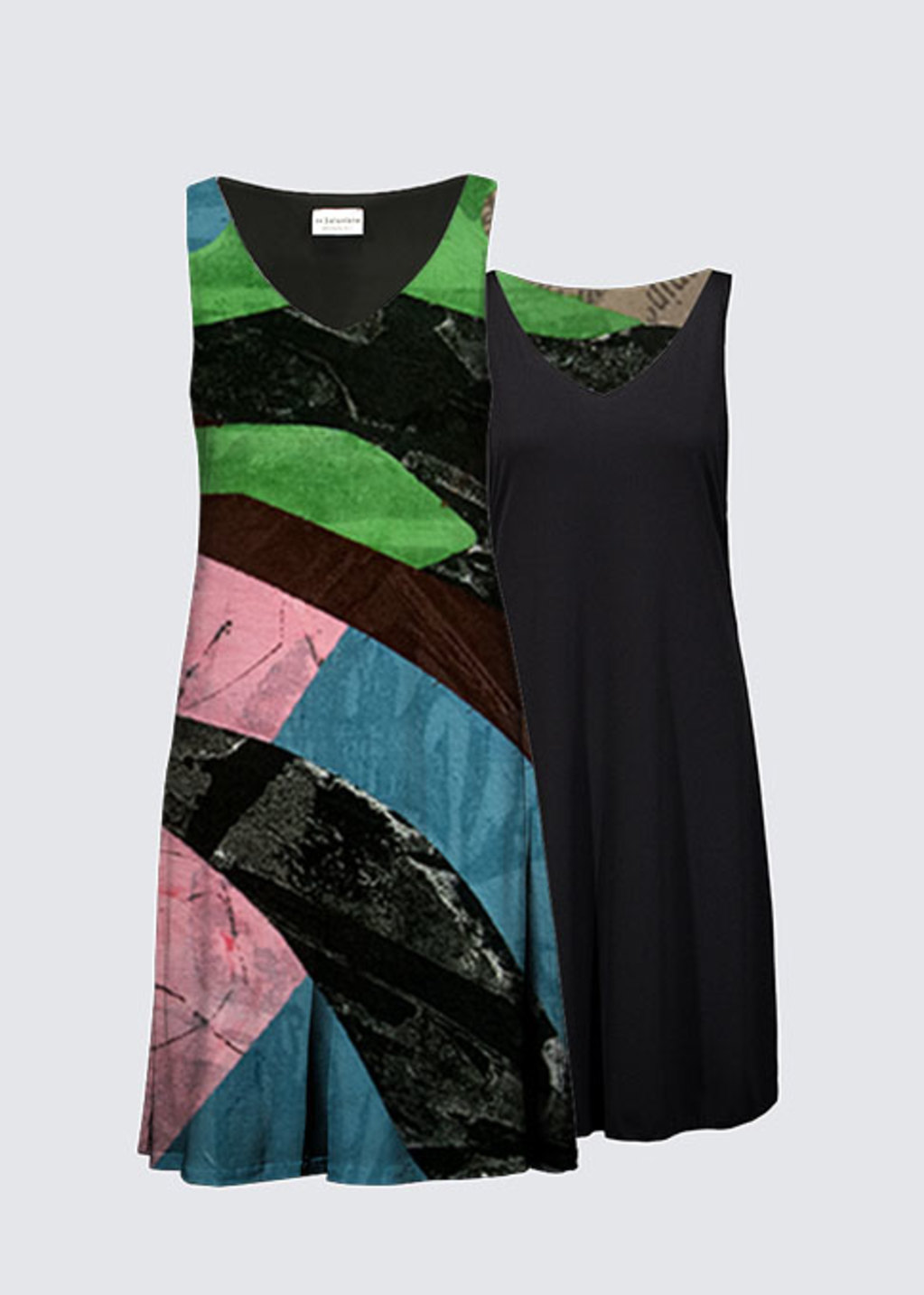 Picture of Eye of the Storm I Kate Dress