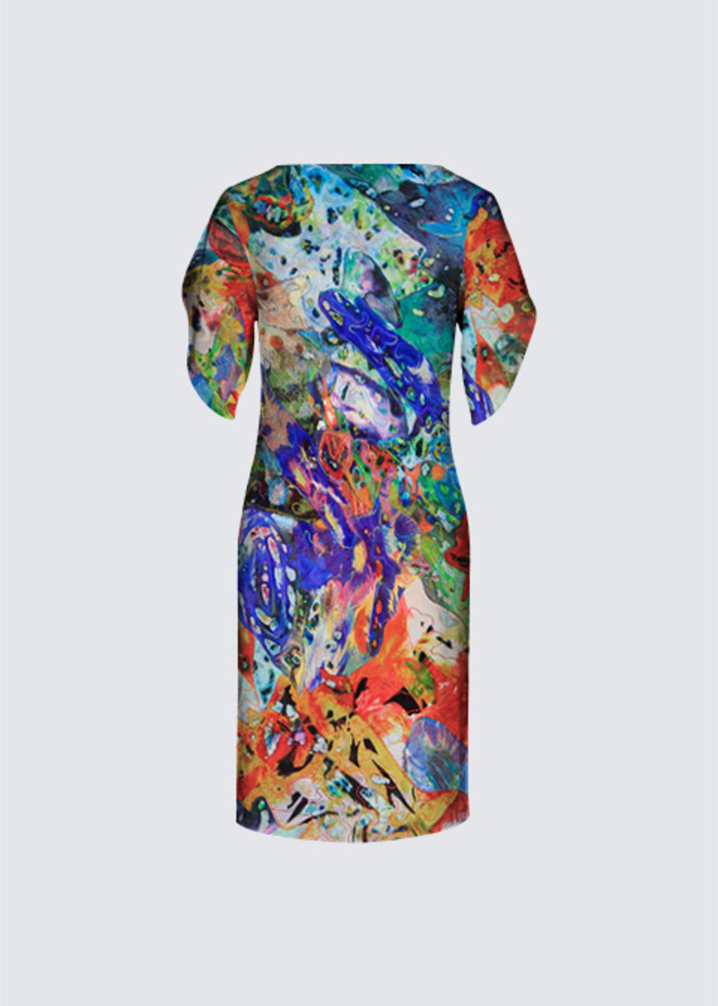 Picture of Colorful Life Michelle Dress II