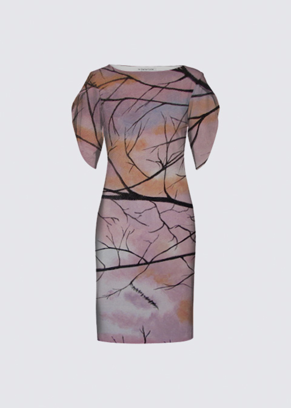 Picture of Swirl of confusion Michelle Dress II