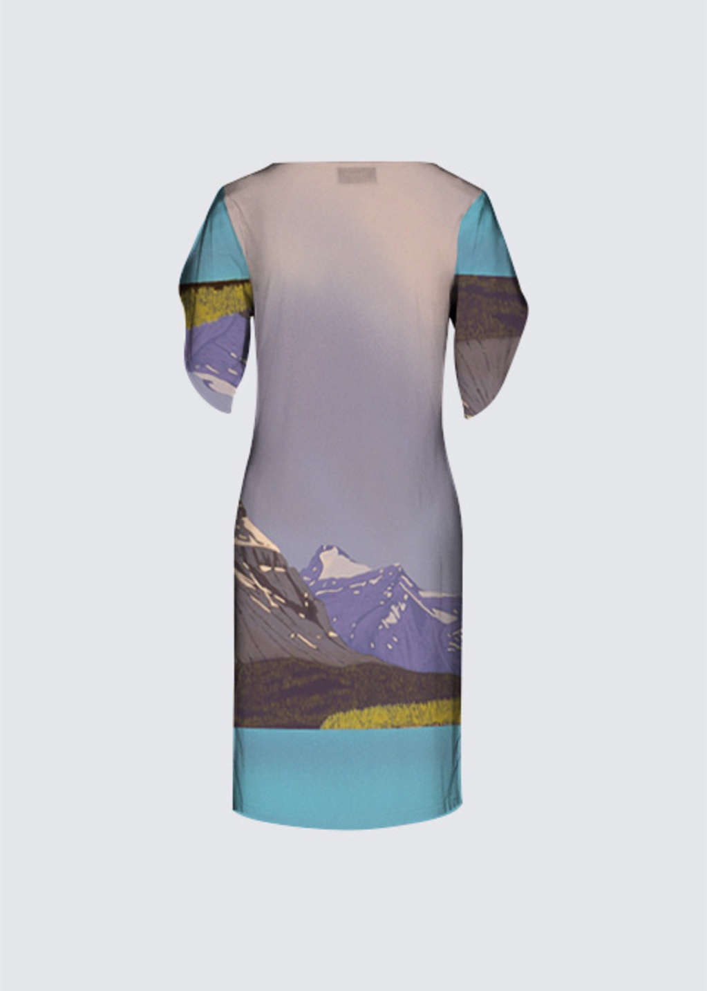 Picture of Storm, Bow Lake Michelle Dress II