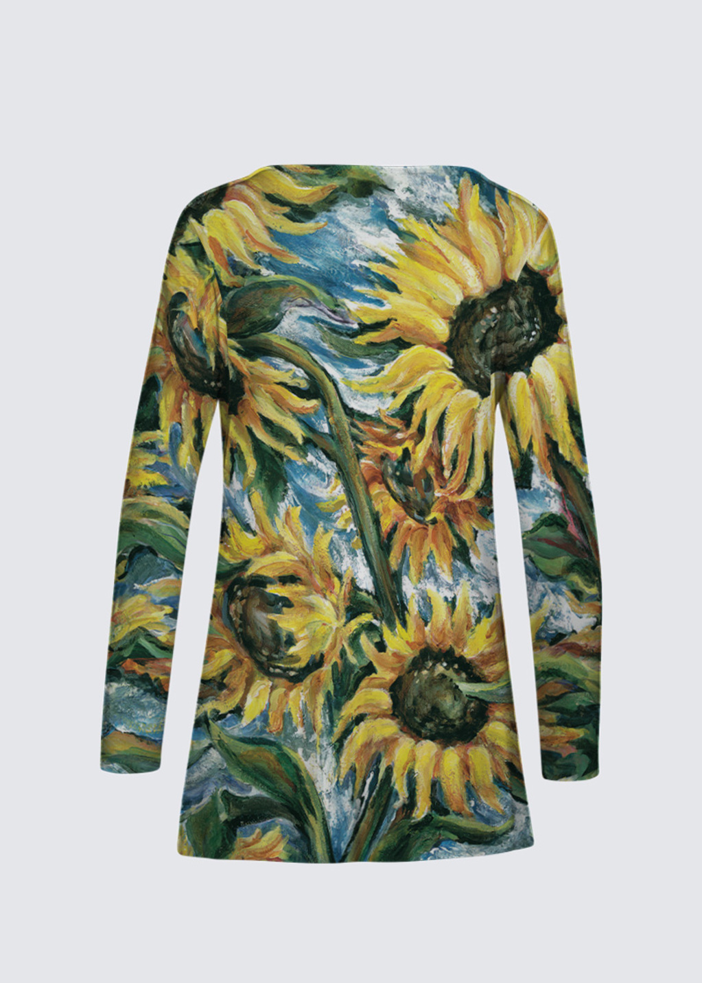 Picture of Sunflower Breeze Marlene Top
