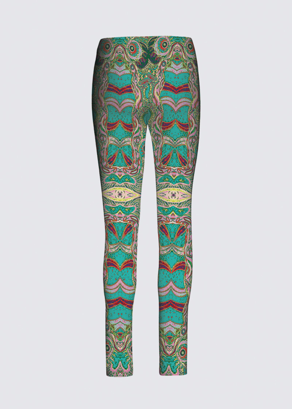 Picture of PAPILLONS CHINOIS Jackie Leggings in Scuba Knit