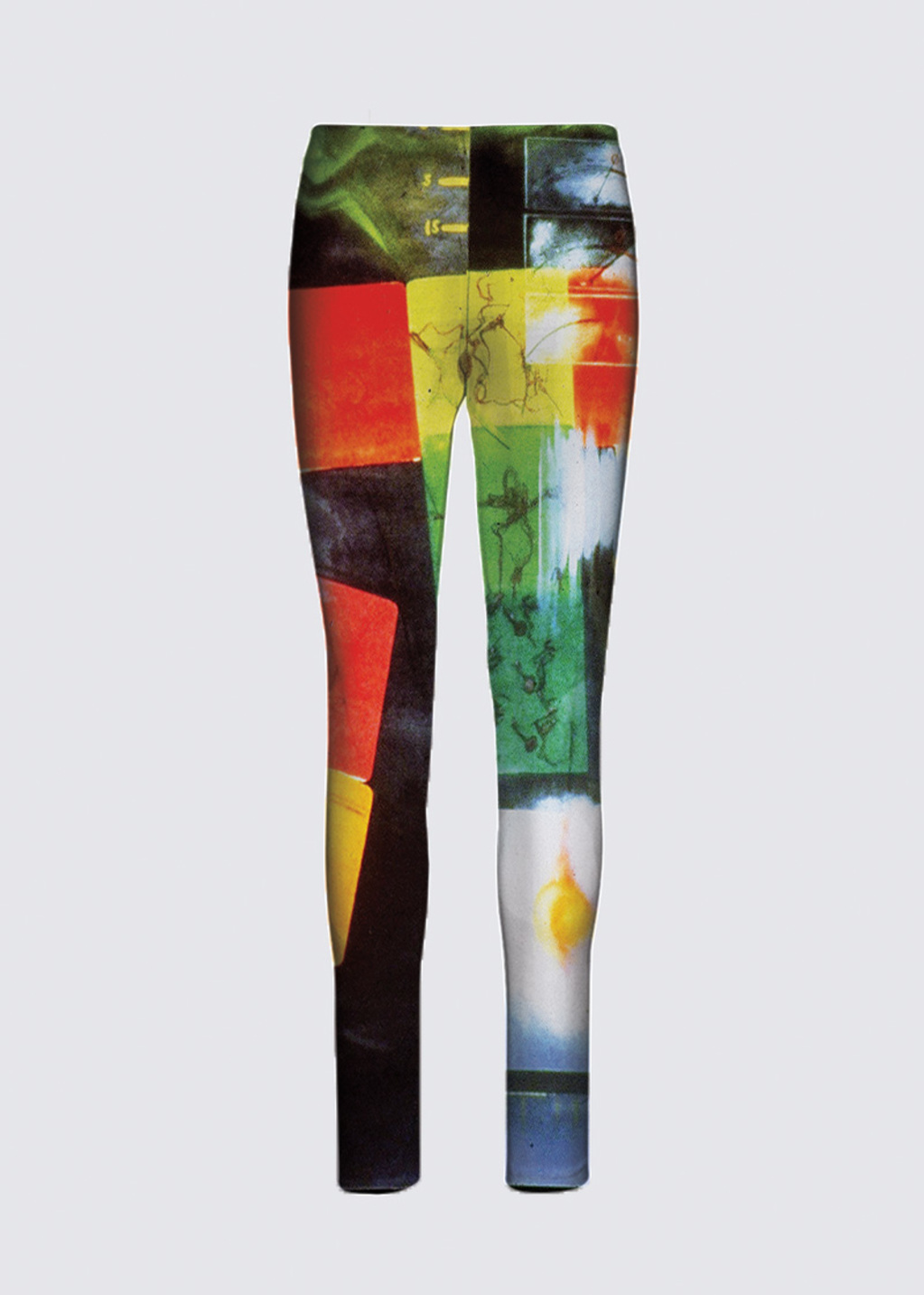 Picture of Instant Replay Jackie Leggings in Scuba Knit