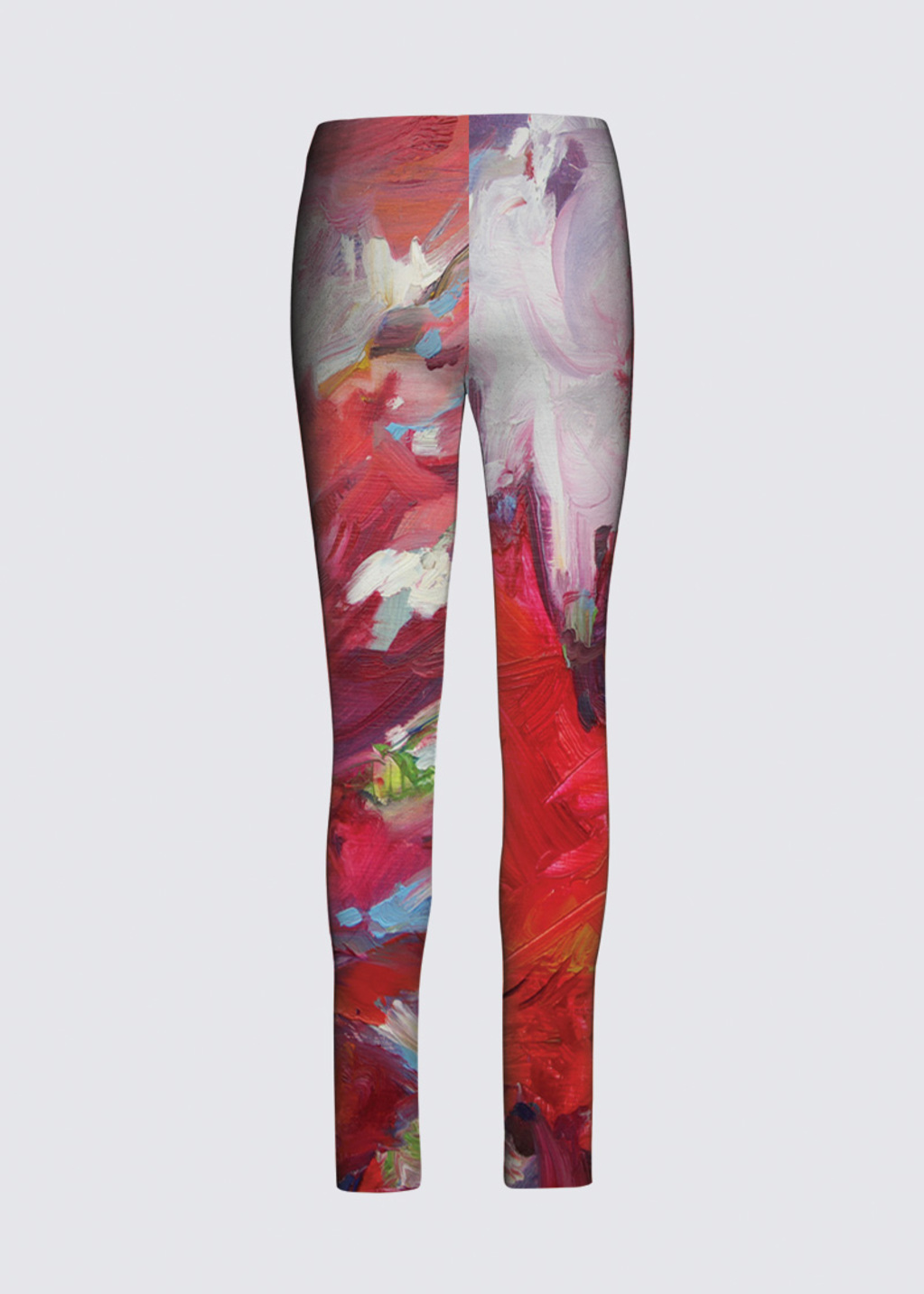 Picture of Oh Canada Jackie Leggings in Scuba Knit
